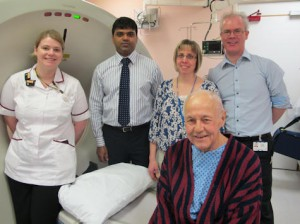 CT Coronary Angiography team at Colchester Hospital