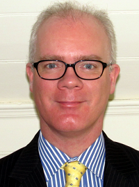 Dr Allan Harkness, Consultant Cardiologist